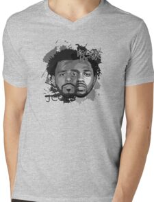Cole and Kendrick gray Mens V-Neck T-Shirt