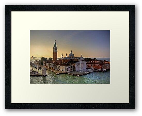 San Giorgio Maggiore by Tom Gomez