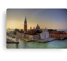 San Giorgio Maggiore Canvas Print