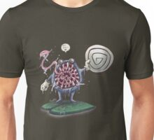 Behind The whirl Unisex T-Shirt
