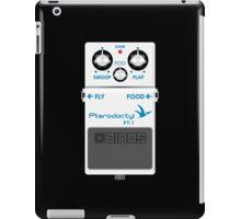 Pterodactyl Delay Pedal iPad Case/Skin