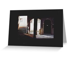 A Quiet Corner of Venice Greeting Card
