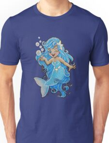 Mermaid Wink Unisex T-Shirt