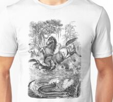 Fish Tale  Unisex T-Shirt