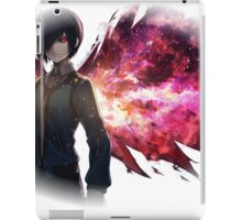touka in her aggression  iPad Case/Skin