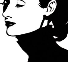 Audrey Sticker