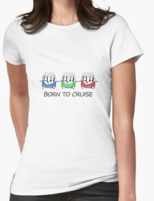 Born To Cruise VW Camper T-Shirt