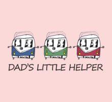 Dad's Little Helper VW Camper Kids Clothes