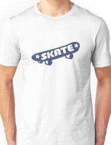Skateboard skate Unisex T-Shirt