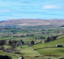 England - Yorkshire Dales Sticker