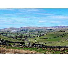 England - Yorkshire Dales Photographic Print