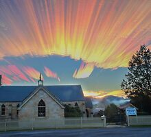 Bowenfels Presbyterian Church by CarleyBeth