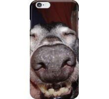 Silent Roar of Laughter iPhone Case/Skin