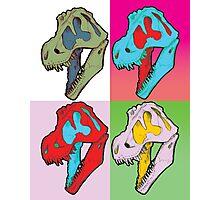 Tarbosaurus bataar Photographic Print
