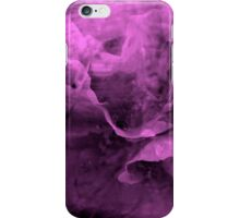 Purple Emotions - JUSTART © iPhone Case/Skin