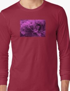Purple Emotions - JUSTART © Long Sleeve T-Shirt