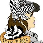 Team Zebra by Goldenunicorn
