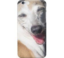 The Gigglin' Greyhound iPhone Case/Skin
