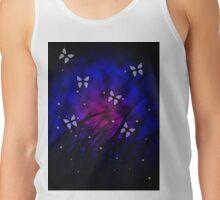 Butterflies at Night Tank Top