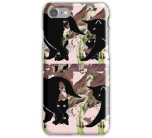 Prey of Cats And Wildlife  iPhone Case/Skin