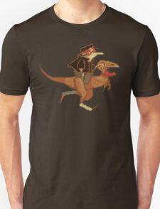 Gentleman Dinosaur Duelist #2 T-Shirt
