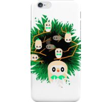 Rowlet Nest iPhone Case/Skin