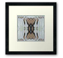 Bow Light Framed Print