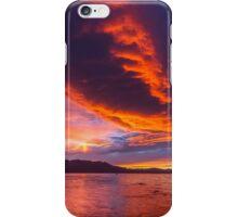 Intense Dusk - Lake Tahoe iPhone Case/Skin