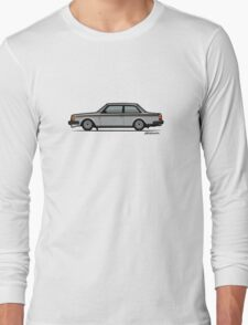 Volvo 242 GT 200 Series Coupe Long Sleeve T-Shirt
