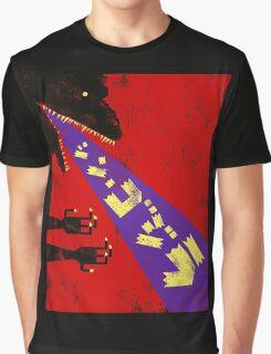Shin Godzilla Abstract Toy version Graphic T-Shirt