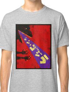Shin Godzilla Abstract Toy version Classic T-Shirt