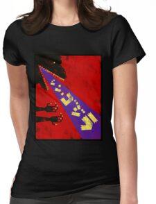 Shin Godzilla Abstract Toy version Womens Fitted T-Shirt