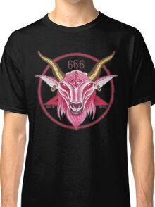 Pink Baphomet Classic T-Shirt