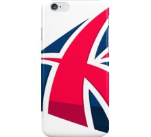 British 578 iPhone Case/Skin