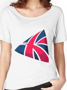 British Women's Relaxed Fit T-Shirt