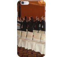 AXA Financial Indonesia bosses iPhone Case/Skin