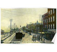 1908, Cairo, Illinois Poster