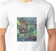 Lurking In The Jungle Unisex T-Shirt