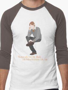 Remus Believes in Commas Men's Baseball ¾ T-Shirt