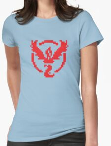 Pixel Valor Womens Fitted T-Shirt