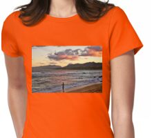 Beautiful Kauai  Womens Fitted T-Shirt