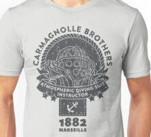 Atmospheric Diving Suite 1882 Instructor - Dark Gray Unisex T-Shirt