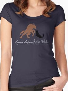 Remus & Sirius Women's Fitted Scoop T-Shirt
