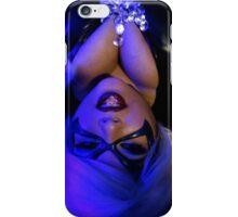 Black Cat Diamond iPhone Case/Skin
