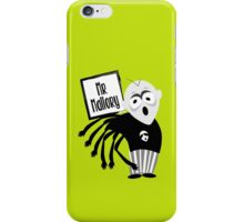 The Return of Mr. Mallory iPhone Case/Skin