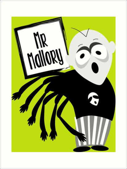 The Return of Mr. Mallory by monosu