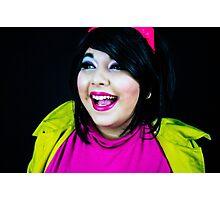 Jubilee Smile Photographic Print