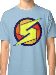 Samus Aran Emblem Classic T-Shirt