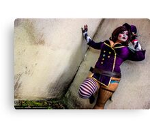 Mad Moxxi Canvas Print