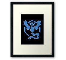 Mystic Pixel Framed Print